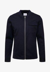 OVERSHIRT - Light jacket - navy