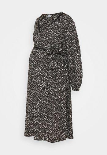 MLZELINA DRESS - Robe d'été - black