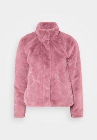 ONLVIDA JACKET - Winter jacket - dusty rose