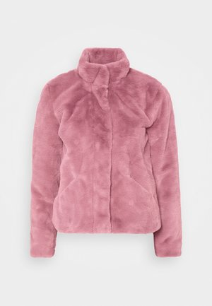 ONLVIDA JACKET - Vinterjakke - dusty rose