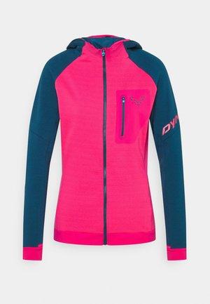RADICAL - Fleece jacket - pink
