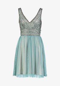Lace & Beads - NUMULAN MINI - Cocktail dress / Party dress - teal - 4