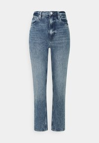 Guess - MOM - Relaxed fit jeans - light cactus - 0