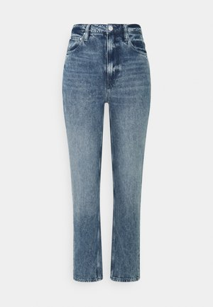 MOM - Relaxed fit jeans - light cactus