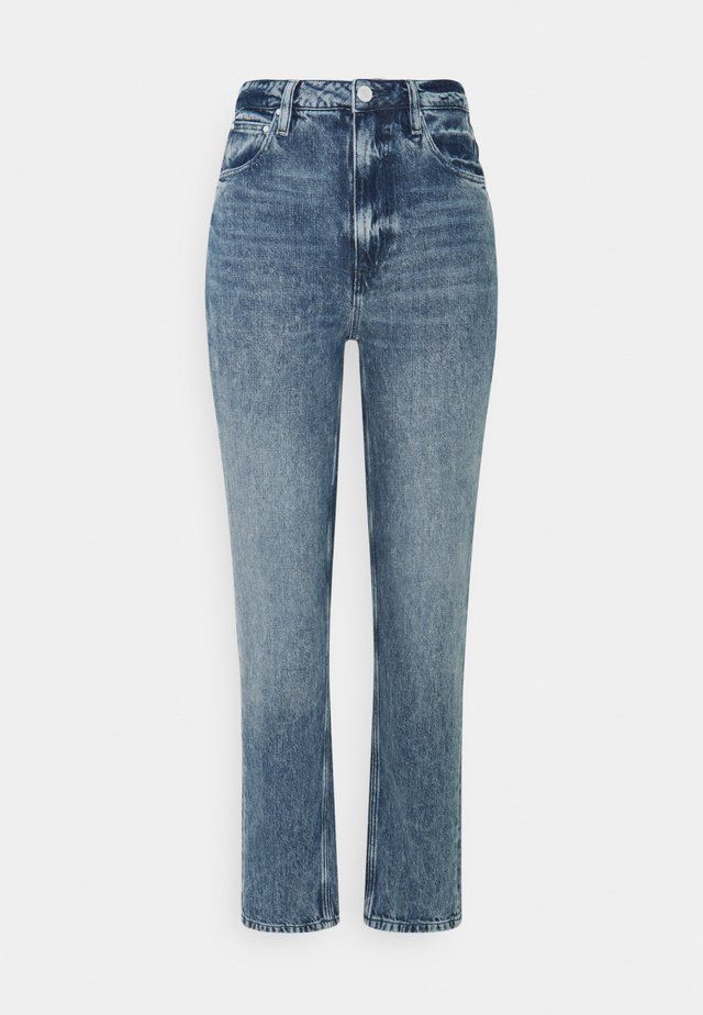MOM - Jeansy Relaxed Fit - light cactus