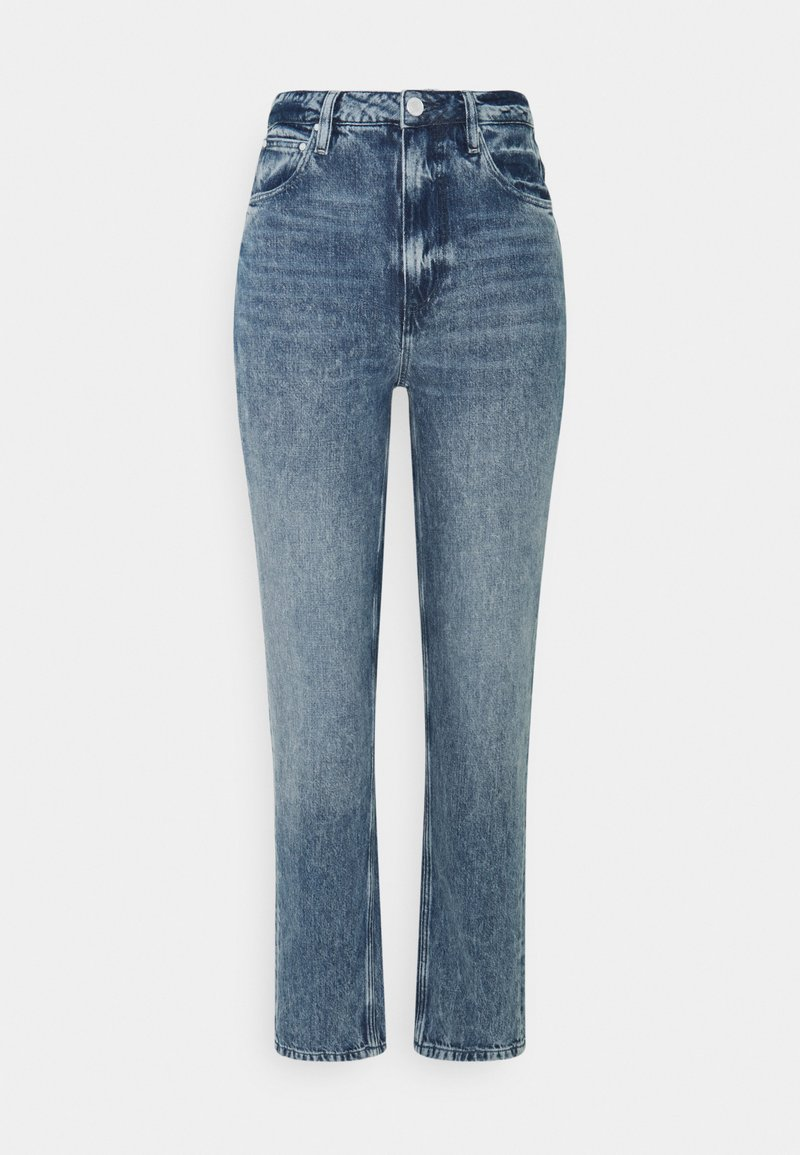 Guess - MOM - Relaxed fit jeans - light cactus