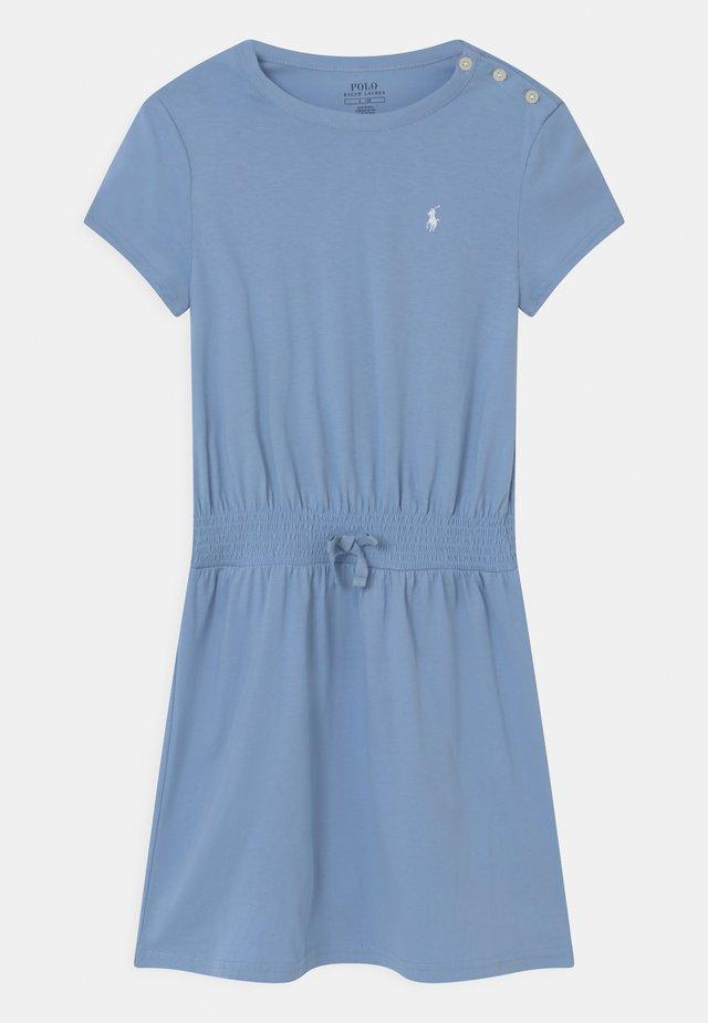 PLAY - Jersey dress - chambray blue