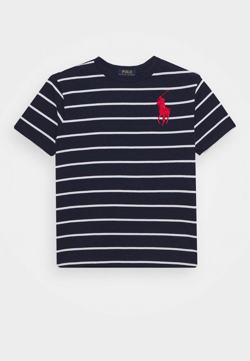 Polo Ralph Lauren - Print T-shirt - newport navy multi