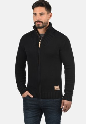 POUL - Cardigan - black