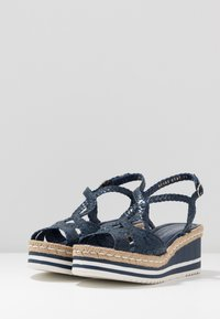 Pons Quintana - Platform sandals - azulon - 4