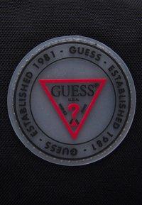 Guess - ELVIS BACKPACK UNISEX - Plecak - black - 5