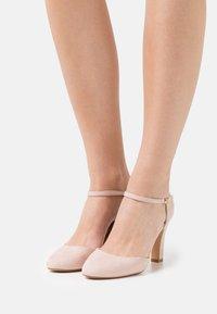 Anna Field Wide Fit - Classic heels - light pink - 0
