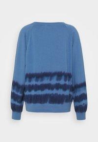 GAP - TIE DYE - Sweatshirt - blue - 1