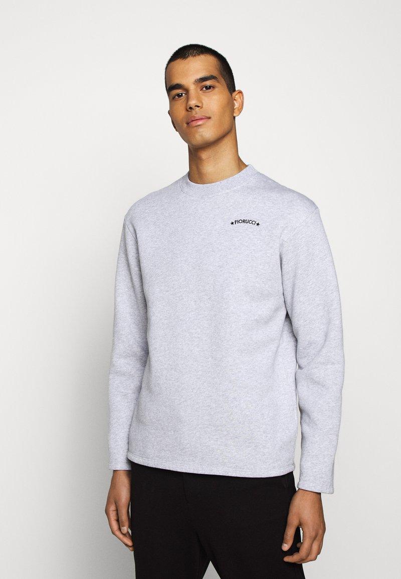 Fiorucci - STARLOGO  - Sweatshirt - grey