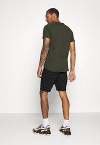 Brave Soul - Denim shorts - black - 2