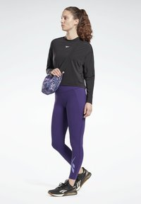 Reebok - LUX LEGGINGS - Leggings - purple - 1