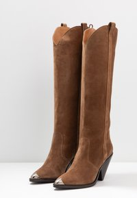 Toral - High heeled boots - basket oscuro - 4