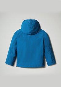 Napapijri - RAINFOREST SUMMER - Windbreaker - mykonos blue - 1
