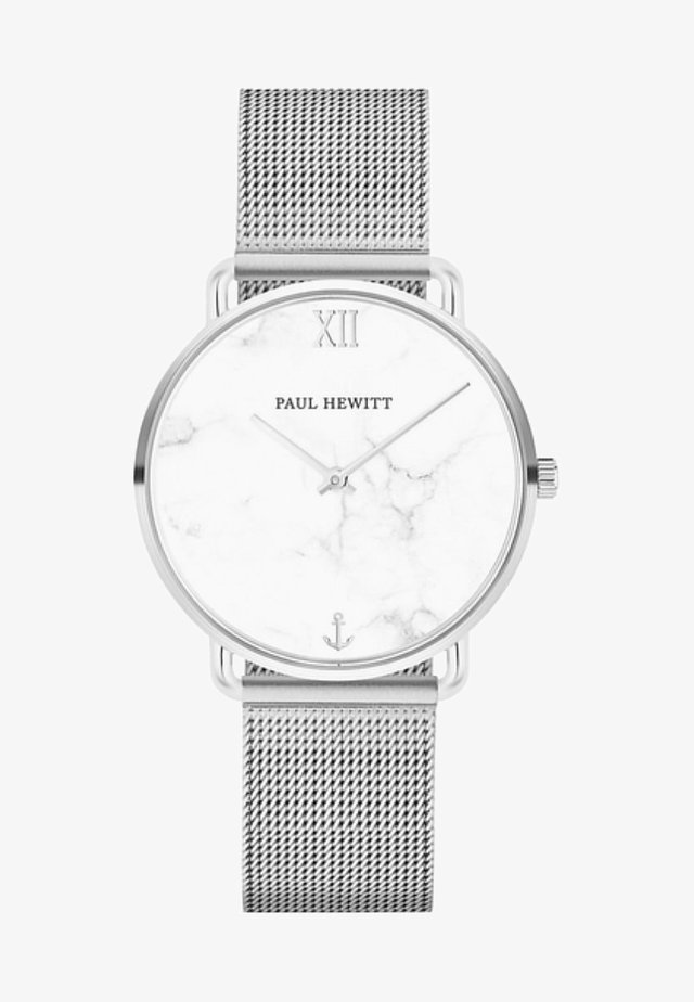 MISS OCEAN LINE - Watch - silver-coloured