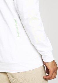 Nike Sportswear - Long sleeved top - white - 4
