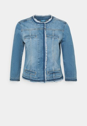 GIACCA KATE - Farkkutakki - light-blue denim