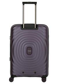 Titan - LOOPING  - Wheeled suitcase - purple - 1