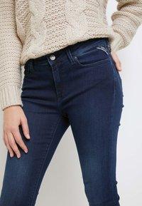 Replay - LUZIEN - Jeans Skinny Fit - dark blue - 6