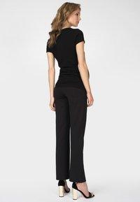 Supermom - Trousers - black - 2
