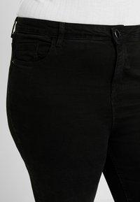 Dorothy Perkins Curve - DARCY - Skinny džíny - black - 3