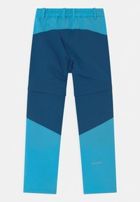 Icepeak - KANO 2-IN-1 UNISEX - Outdoor trousers - aqua - 1