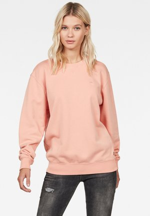 LOOSE ROUND - Sweatshirt -  bleach pink