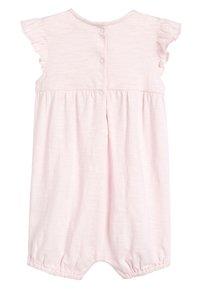 Next - 2 PACK  - Jumpsuit - pink - 3