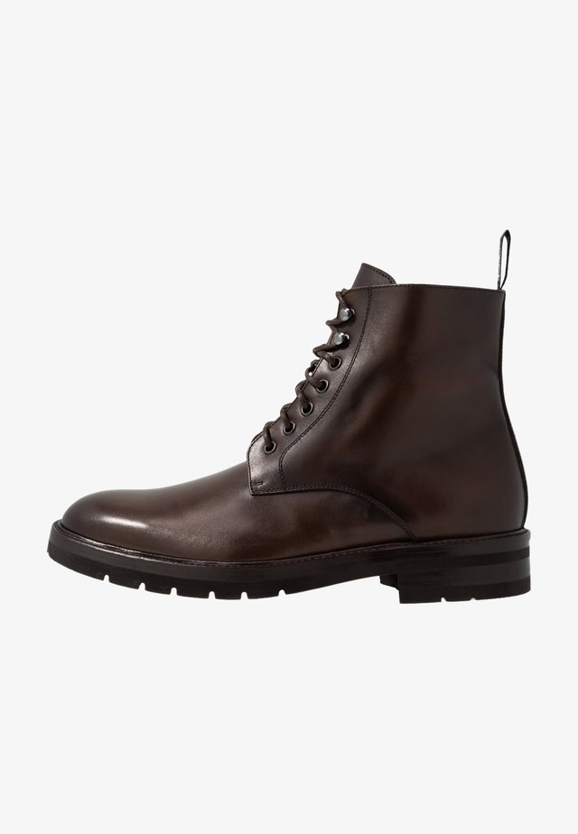 PAGE - Veterboots - dark brown