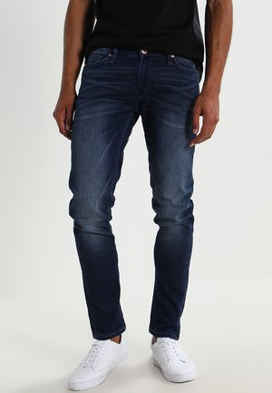ANCONA  - Slim fit jeans - dark used