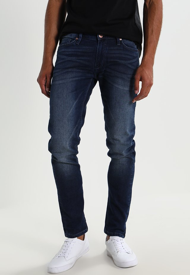 ANCONA  - Slim fit jeans - dark used