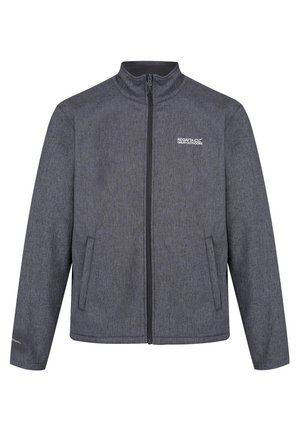 CARBY  - Soft shell jacket - seal grey