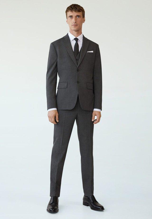 BRASILIA - Blazer jacket - black
