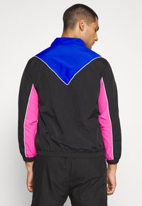 Night Addict - NAJOSHUA - Summer jacket - black/blue/pink - 2
