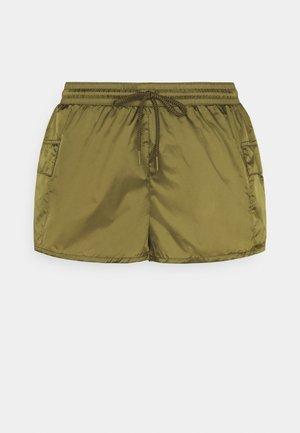 SHINE  - Shorts - metallic olive