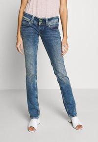 Pepe Jeans - VENUS - Slim fit jeans - stone blue denim - 0