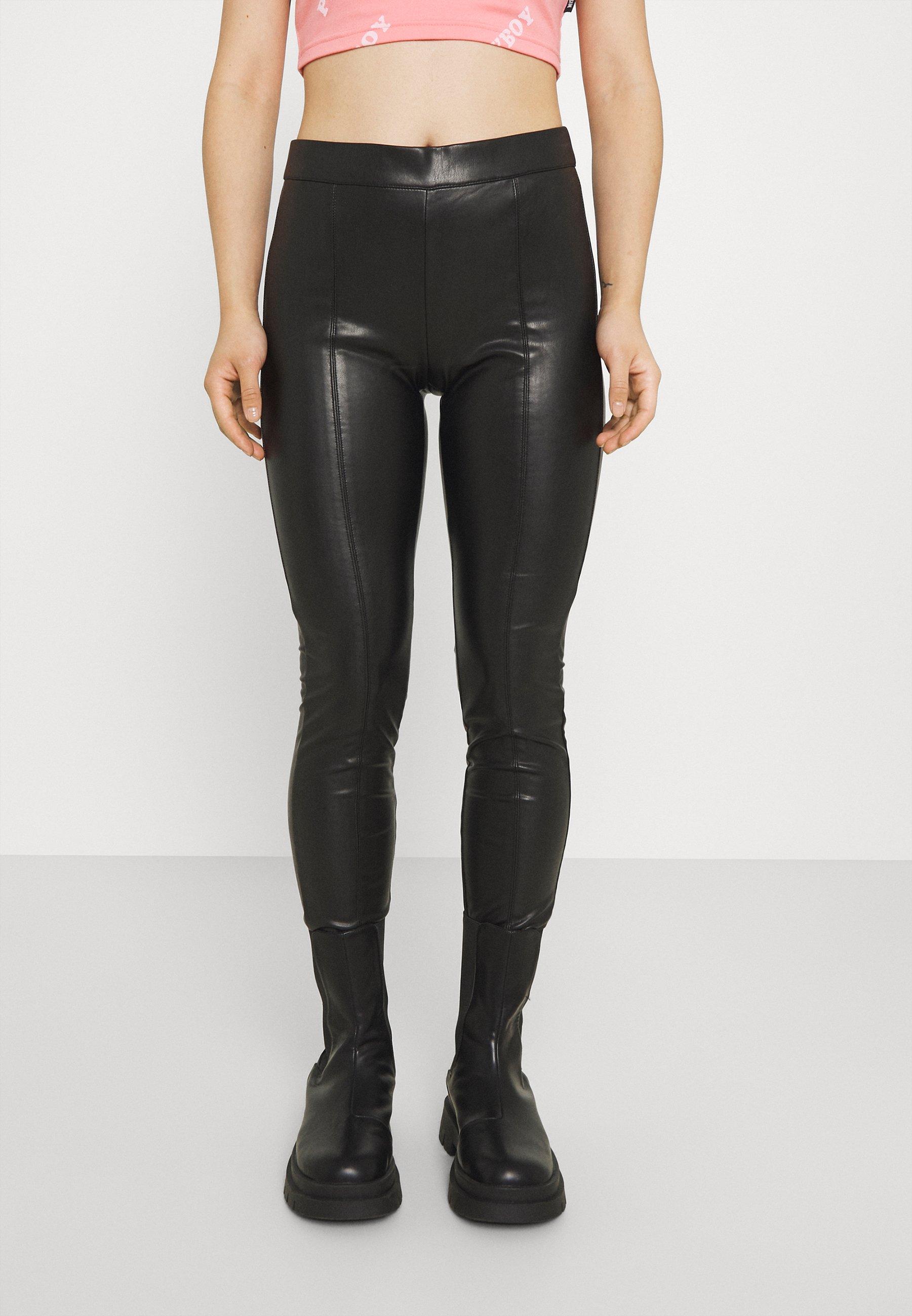 Women ONLTEA MARIA - Leggings - Trousers