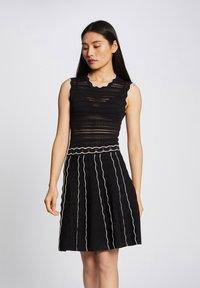 Morgan - Jumper dress - black - 0