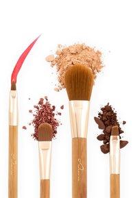 Luvia Cosmetics - TRAVEL BAMBOO TUBE - Zestaw pędzli do makijażu - - - 6