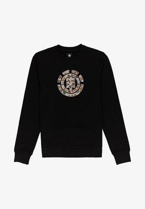 SAND CAMO ICON - Sweater - flint black