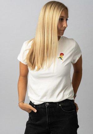 PUMUCKL - Print T-shirt - weiß