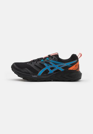 GEL-SONOMA 6 - Trail running shoes - black/digital aqua