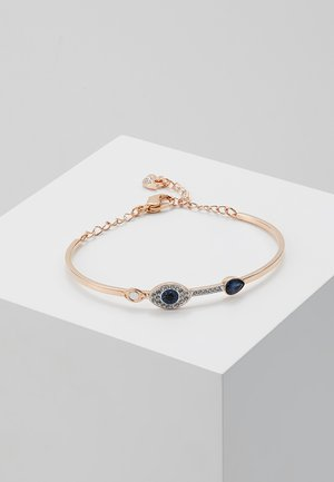 DUO BANGLE EVIL EYE  - Bransoletka - dark multi