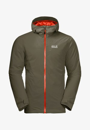 ARGON STORM - Winter jacket - granite