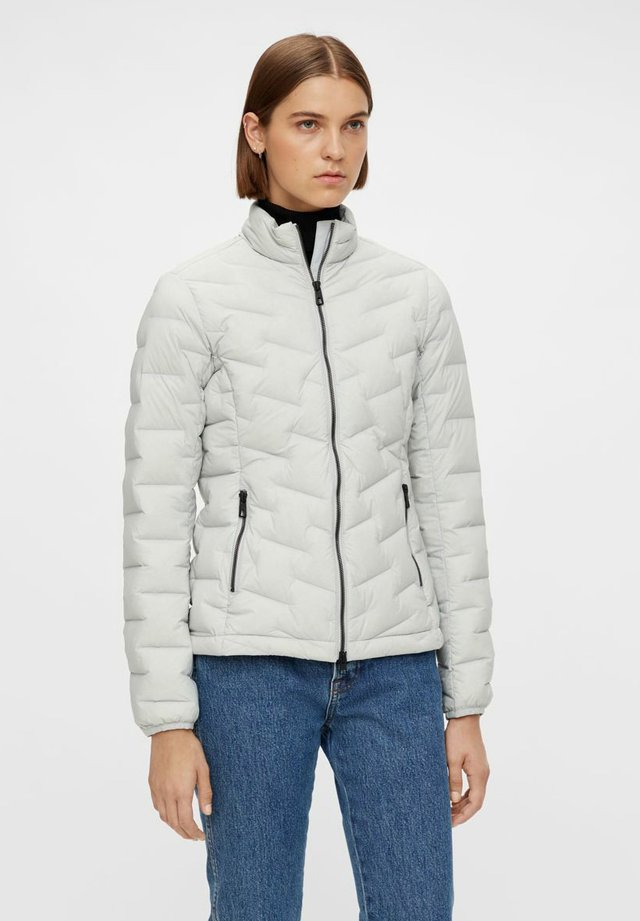 RISE - Down jacket - stone grey