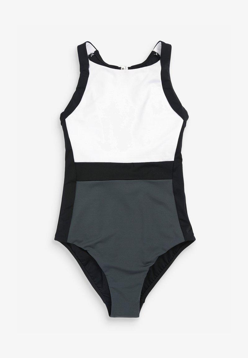 Next - Swimsuit - black
